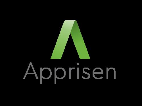 Apprisen logo clear bg