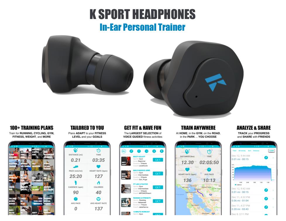K headphones