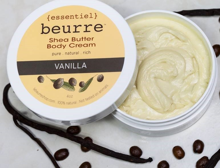 Vanilla shea butter