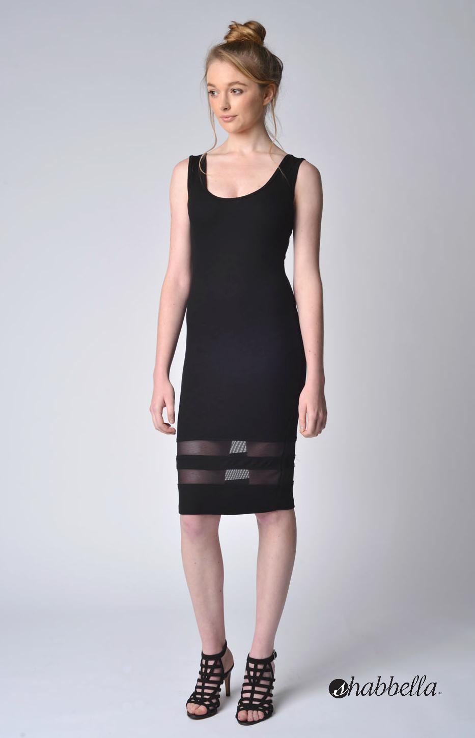 Little black sporty dress shabbella
