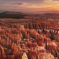 Medium hero bryce canyon at dawn